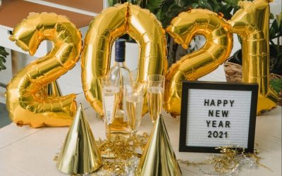 Happy New Year TCREW!